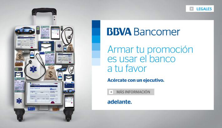 arma tu promocion bancomer