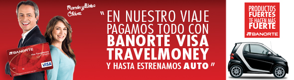 Banorte Visa Travel Money Requisitos