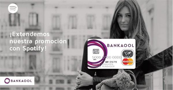 bankaool spotify