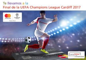 Cuenta Unica Premium UEFA