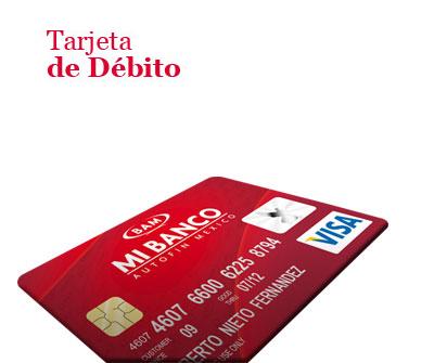 Tarjeta de d bito bam mi banco de mi banco bam - Habilitar visa debito para el exterior ...